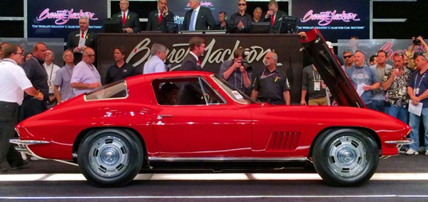 Image Courtesy Of Barrett-Jackson