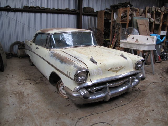 Incredible Vintage Car Collection Discovered In Oklahoma