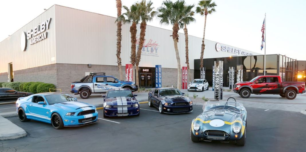 Shelby Offering Concept Cars and Prototypes For Sale
