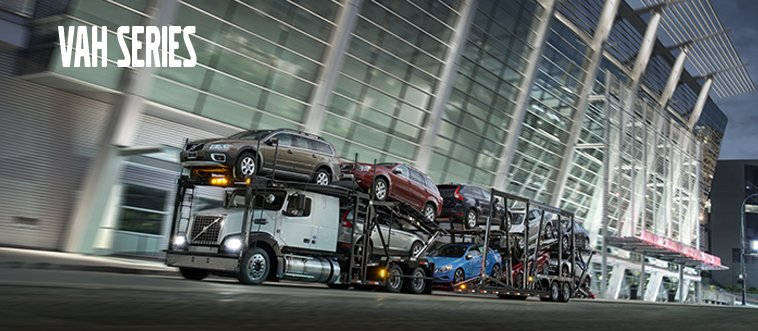 Volvo Delivers 1000th Auto Hauler