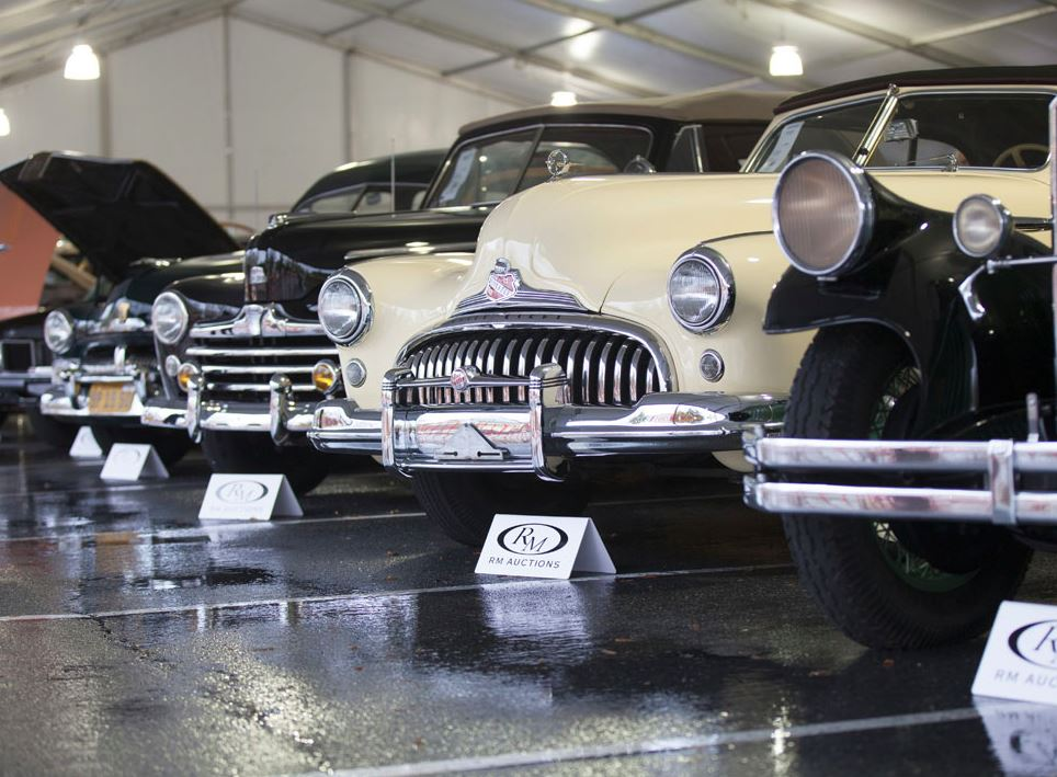 Car Enthusiasts Headed To Hershey For Standing Room Only Auction